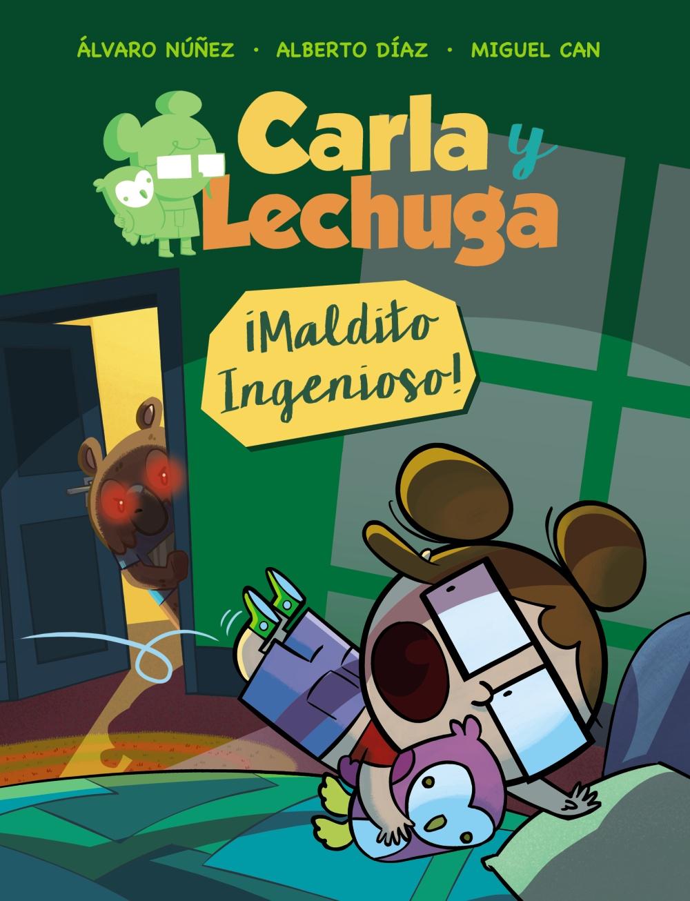 Carla y Lechuga + 7