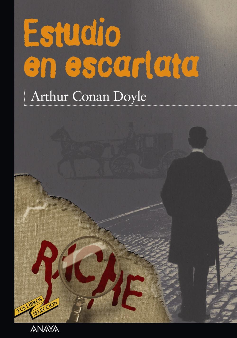 Arthur Conan Doyle Biograf a