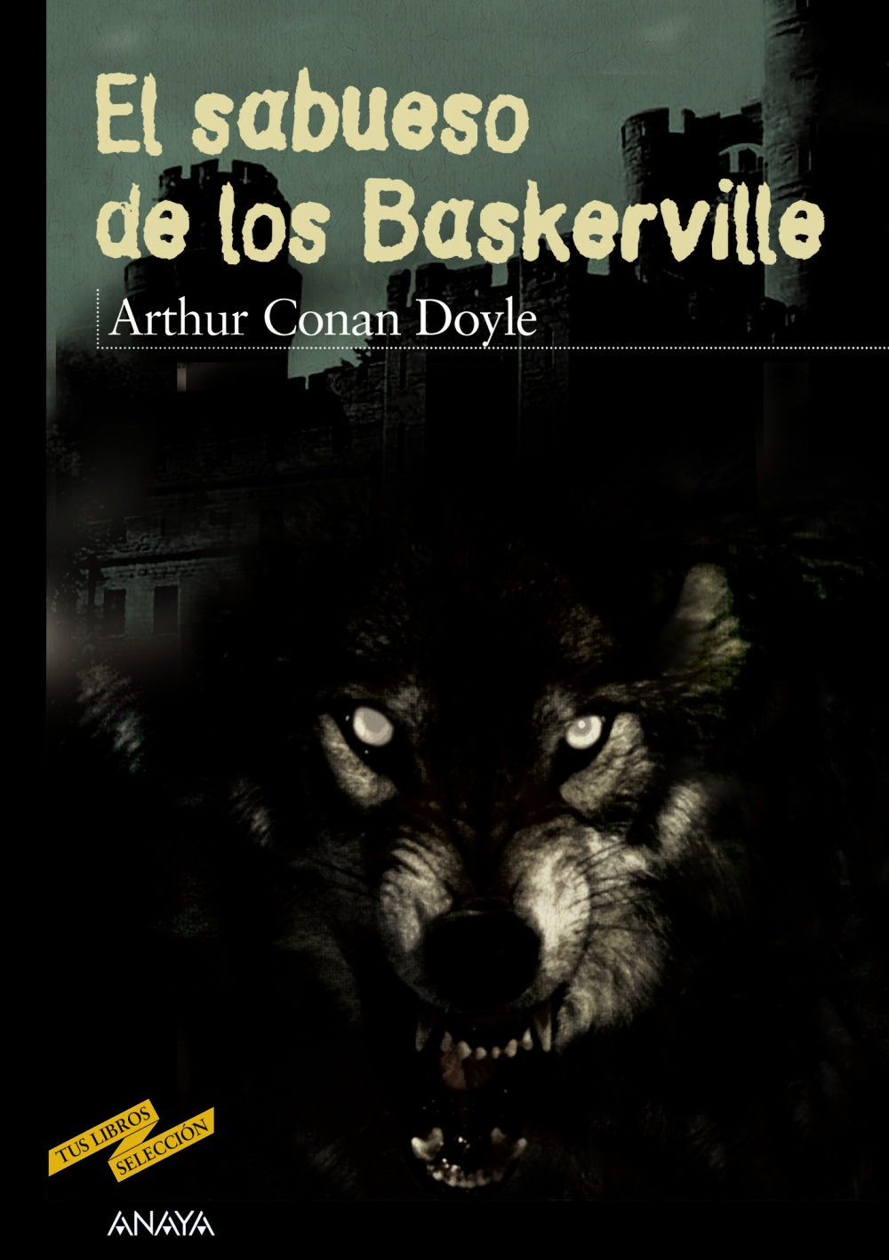 Image result for el sabueso de los baskerville