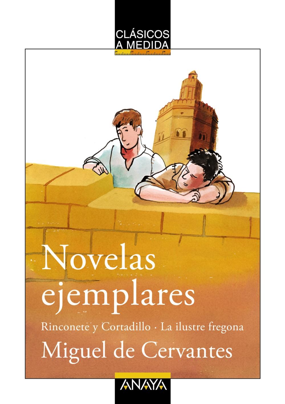 Novelas ejemplares | Anaya Infantil y Juvenil