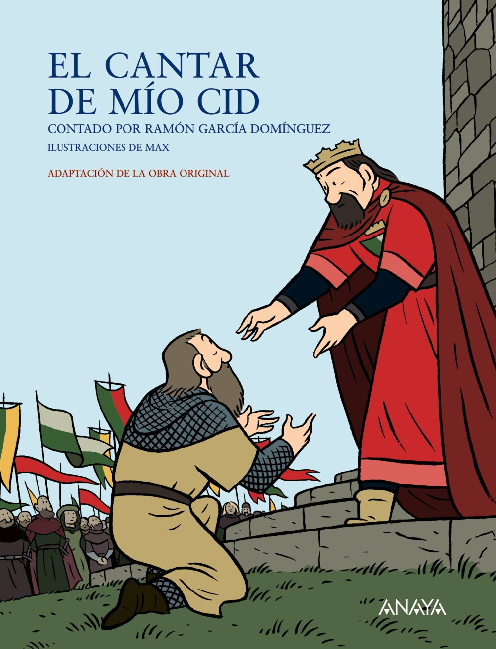 el mio cid El cantar del mio cid is the first known extensive narrative work of the spanish literature and the oldest spanish epic poem it tells the story of rodrigo diaz de vivar and takes place.