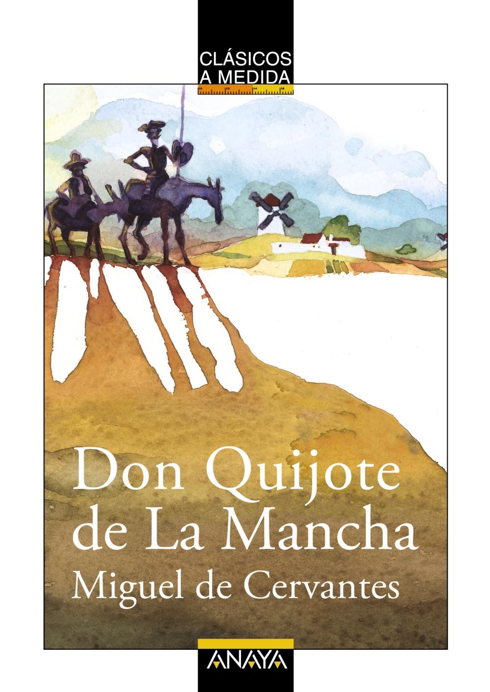 don quijote de la mancha libro completo