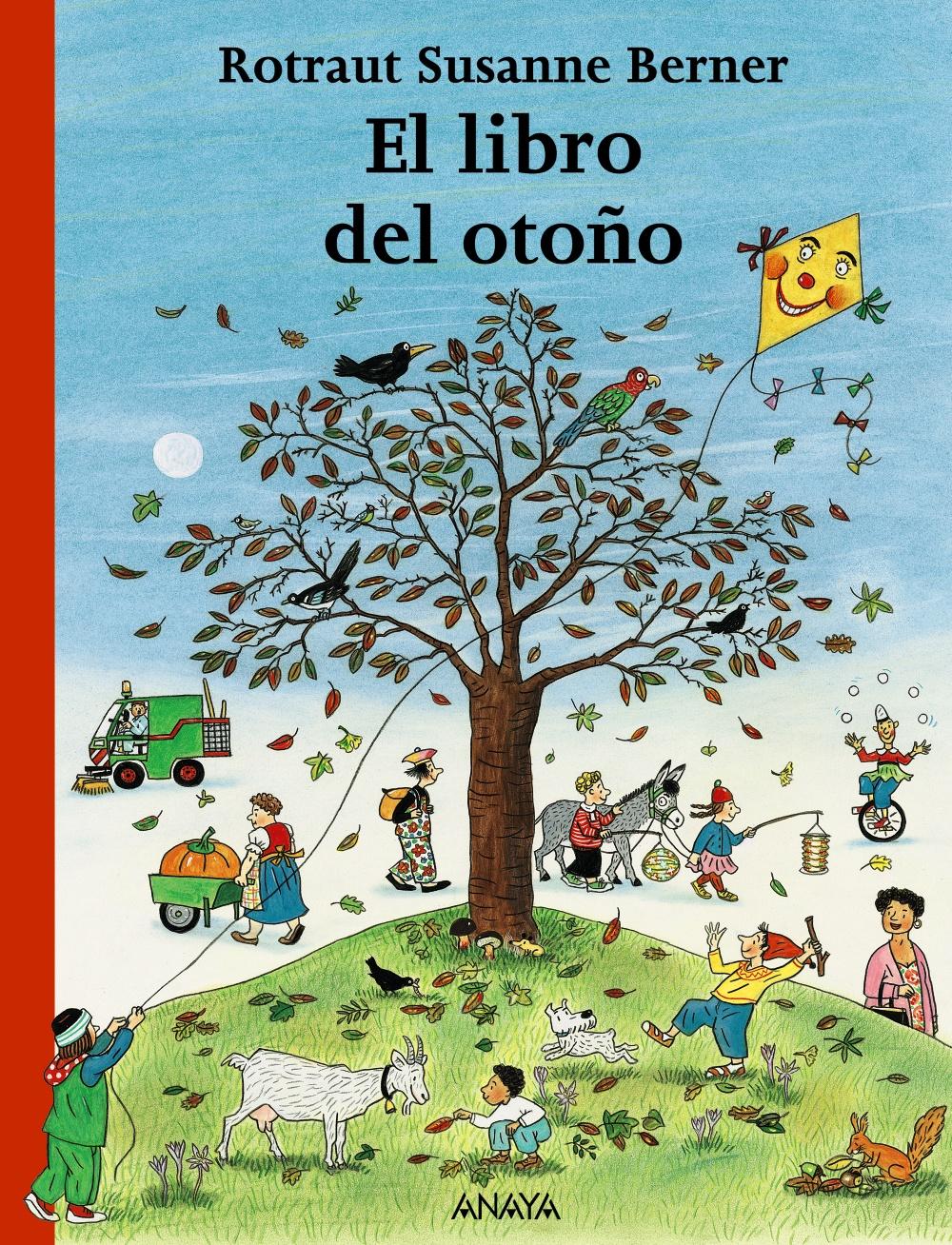 libros infantiles sobre el otono