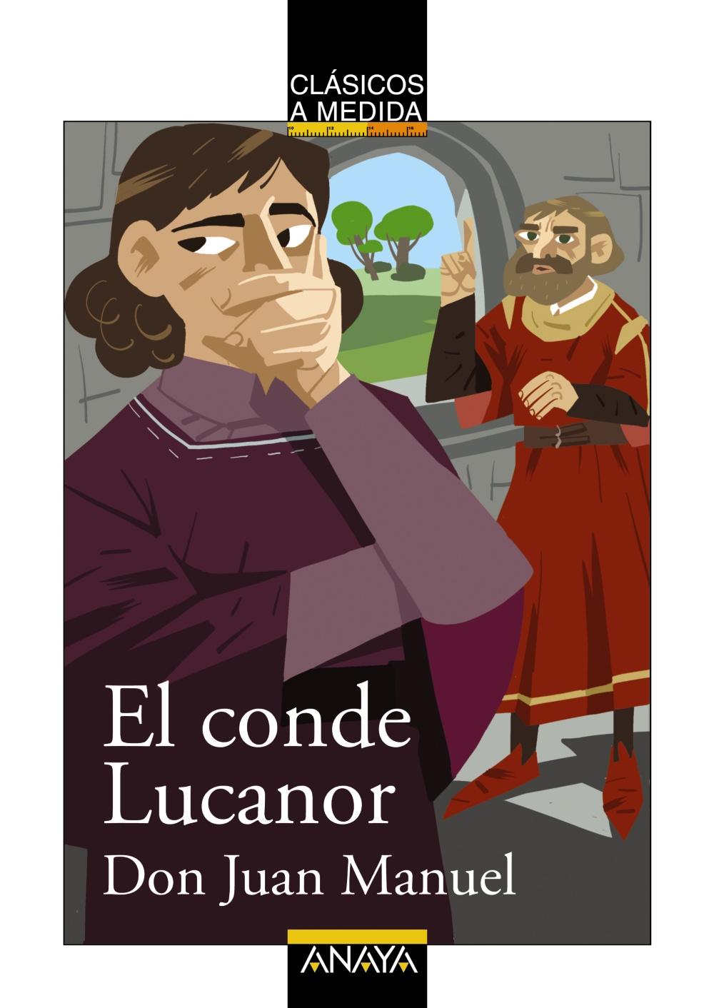 El conde Lucanor | Anaya Infantil y Juvenil