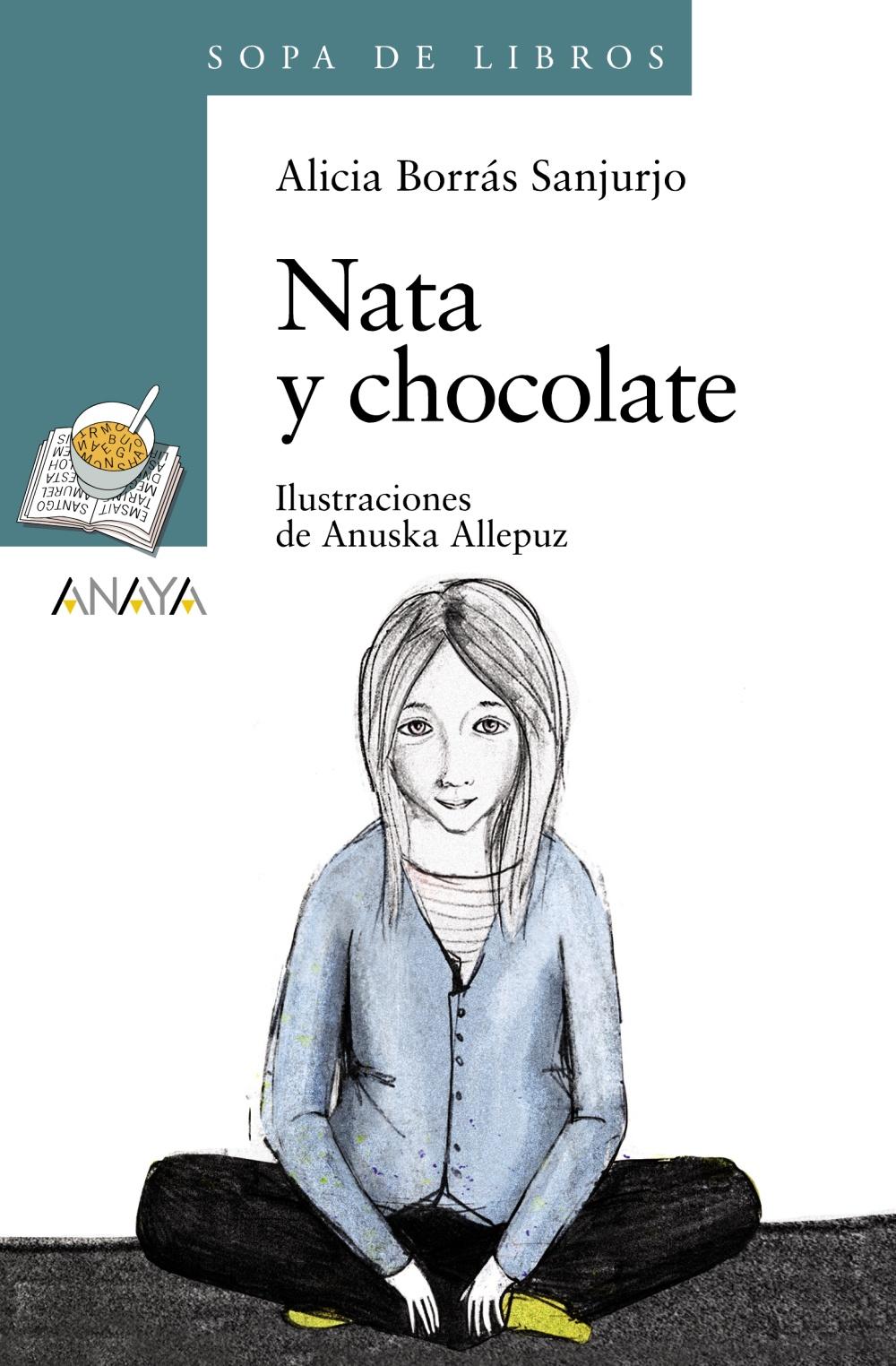 Resultado de imagen de Anuska Allepuz nata y chocolate