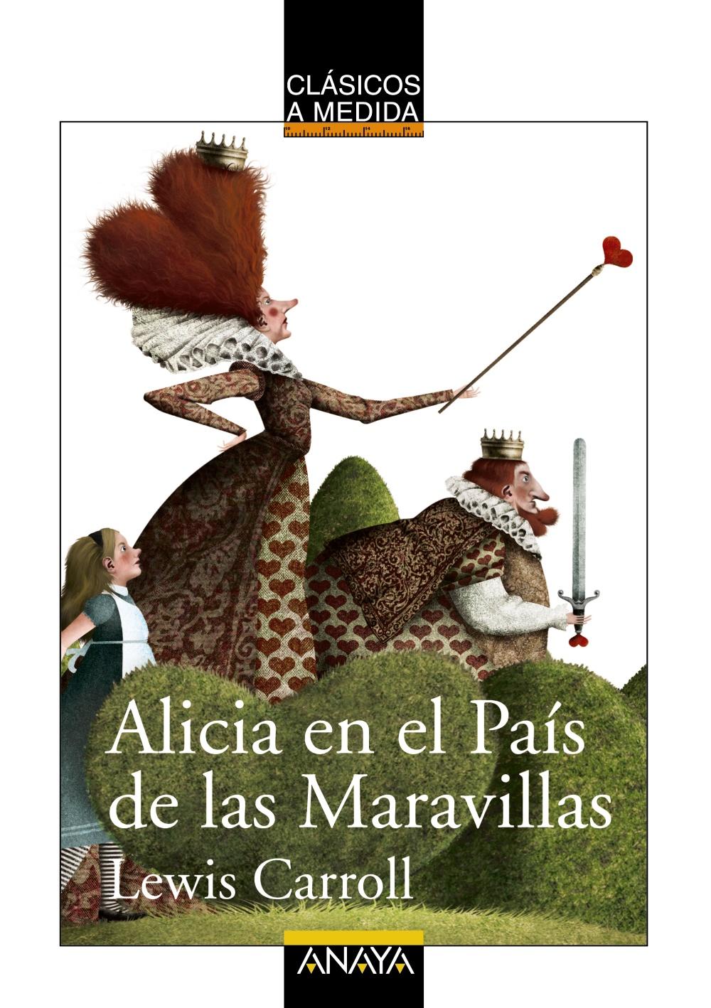 Alicia en el pa s de las maravillas anaya infantil y juvenil - Conejo de alicia en el pais de las maravillas ...