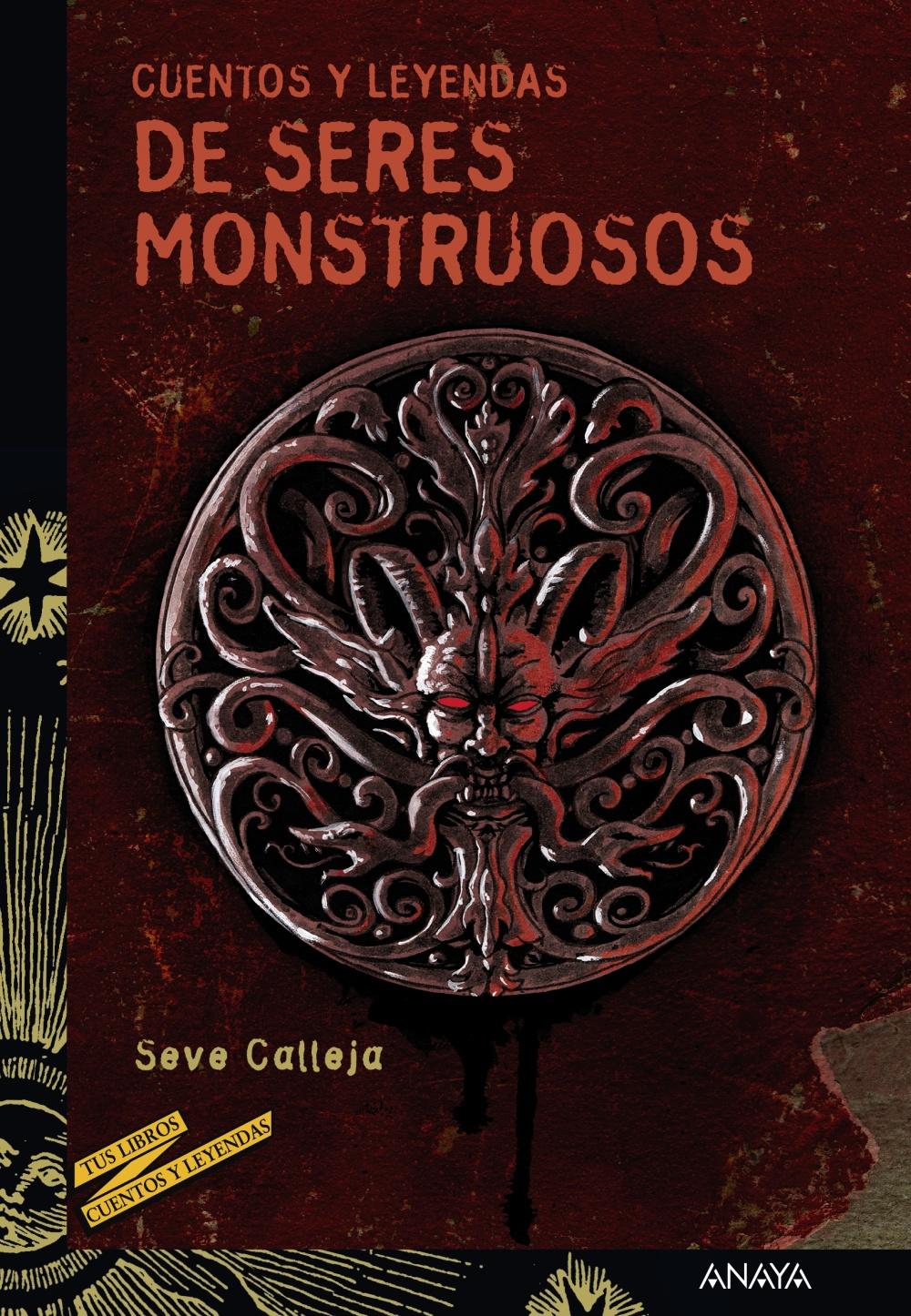 Cuentos y leyendas de seres monstruosos (ebook)