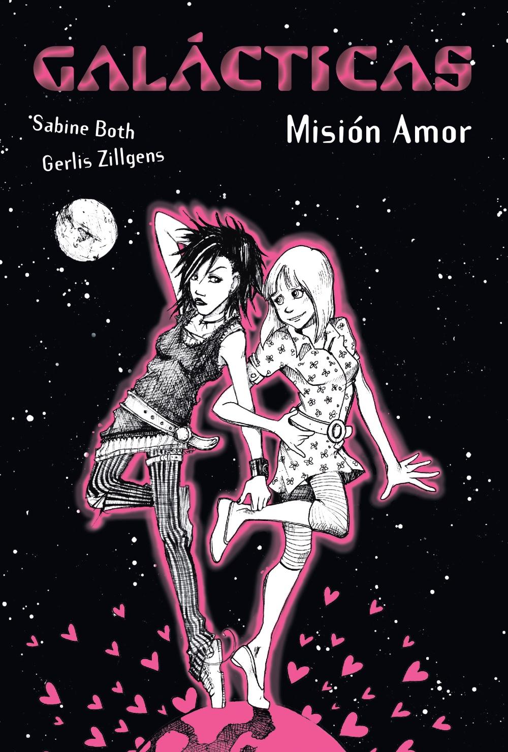 Galácticas. Misión Amor (ebook)