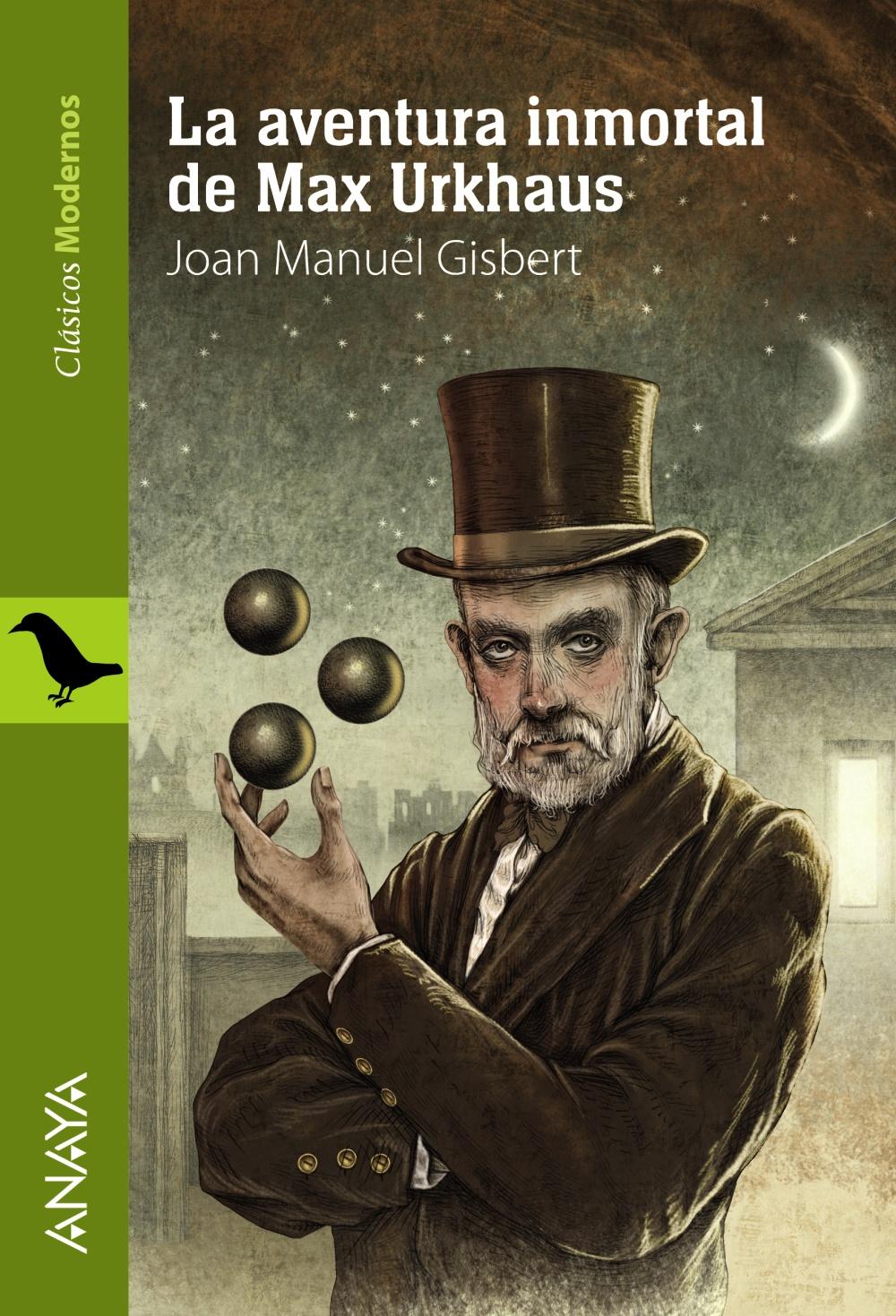 La aventura inmortal de Max Urkhaus (ebook)