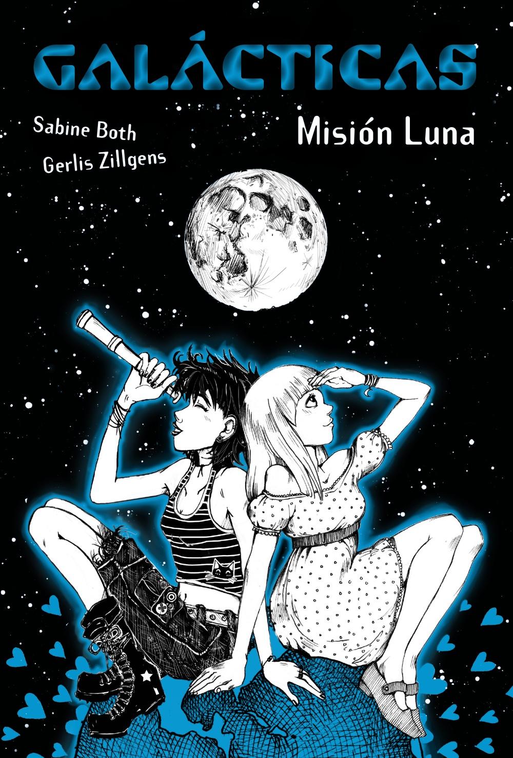 Galácticas. Misión Luna (ebook)