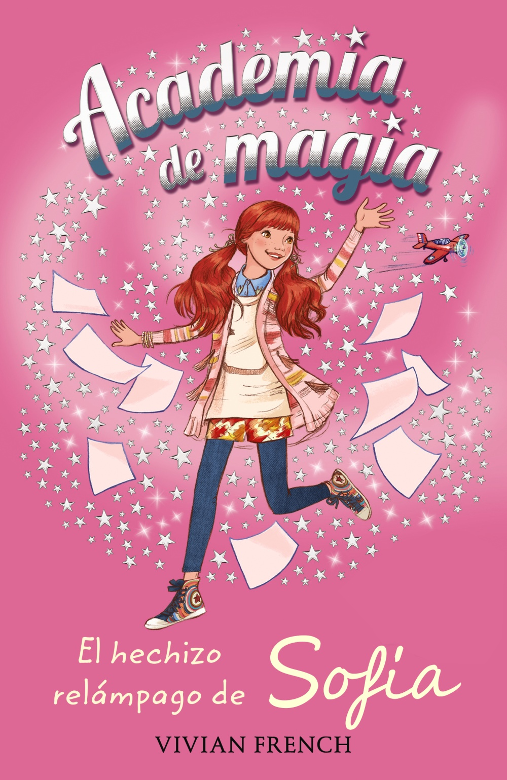 Academia de Magia 3. El Hechizo Relámpago de Sofía (ebook)