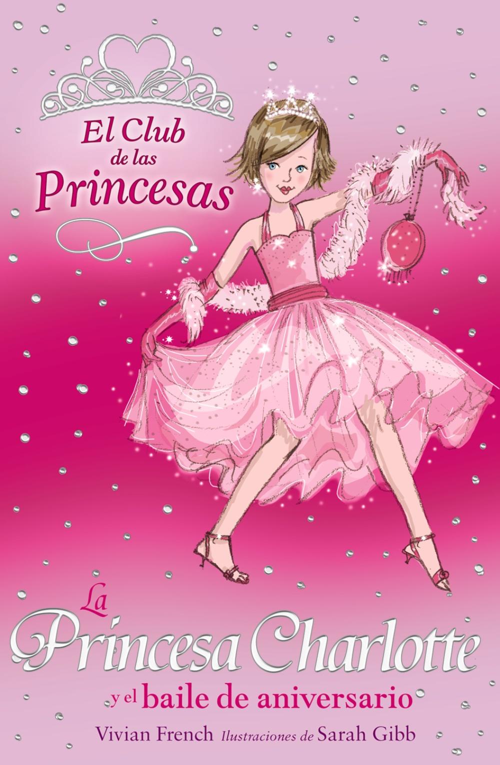 La Princesa Charlotte y el baile de aniversario | Anaya Infantil y ...