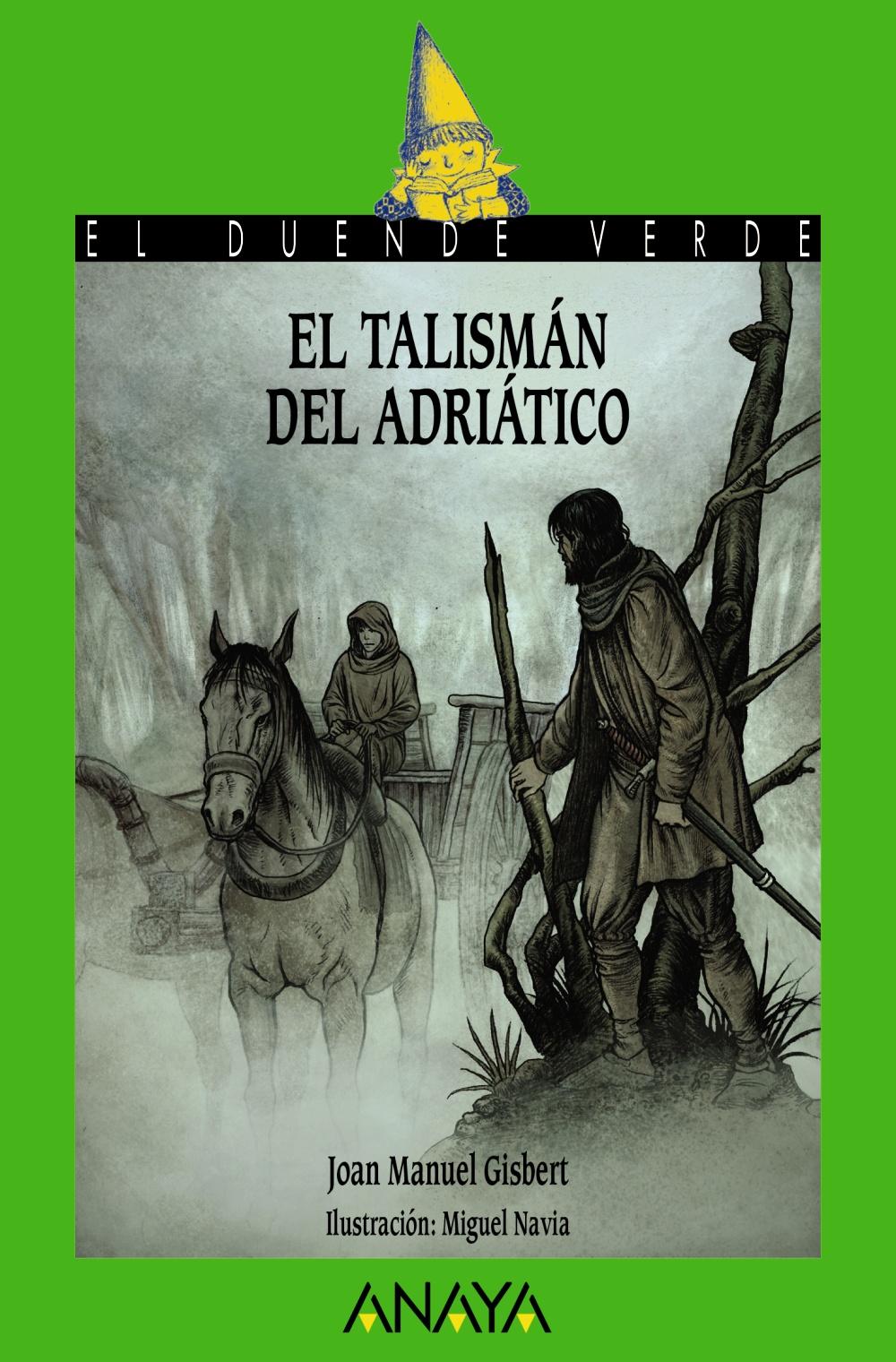 El talismán del Adriático (ebook)