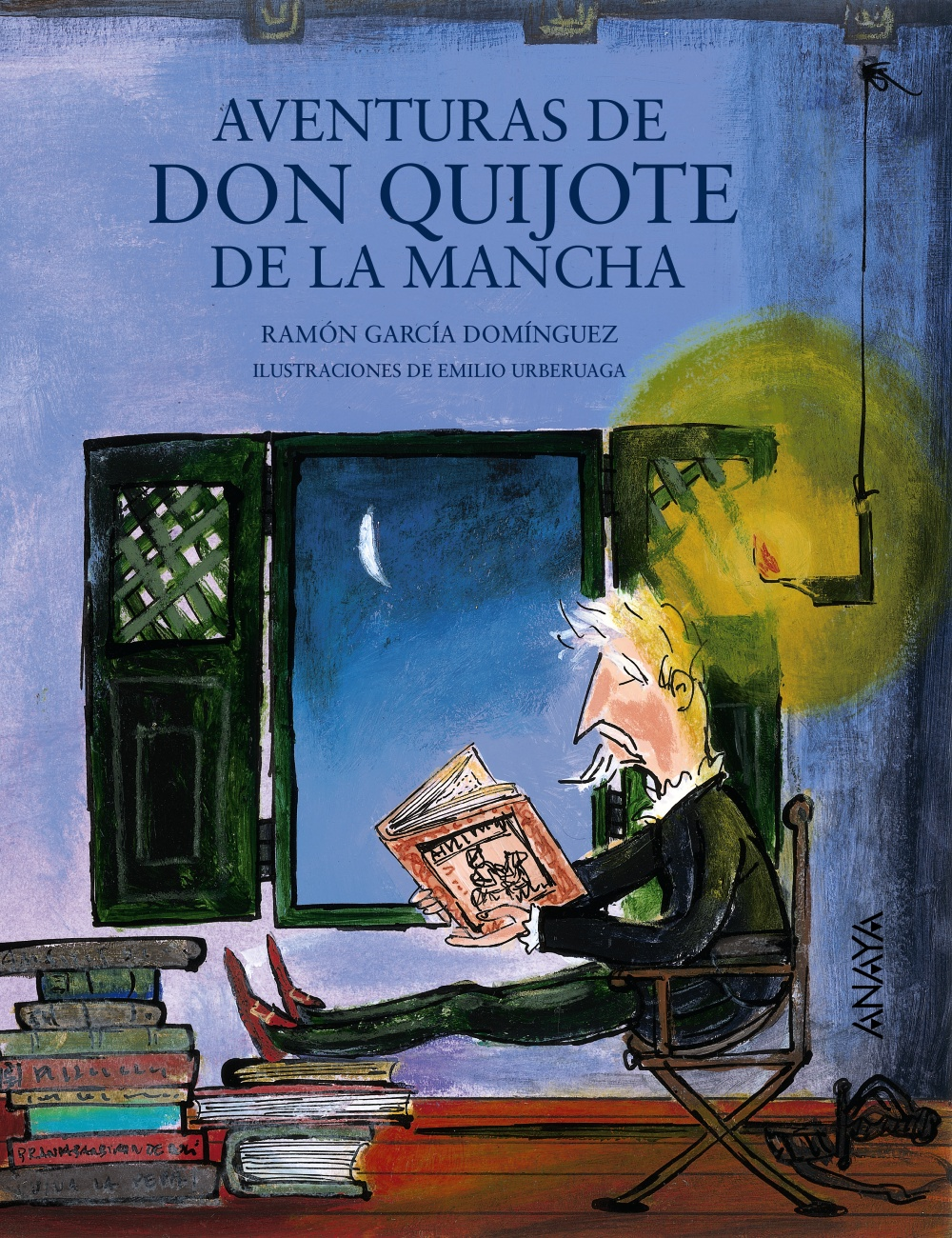 Aventuras de Don Quijote de la Mancha (ebook)