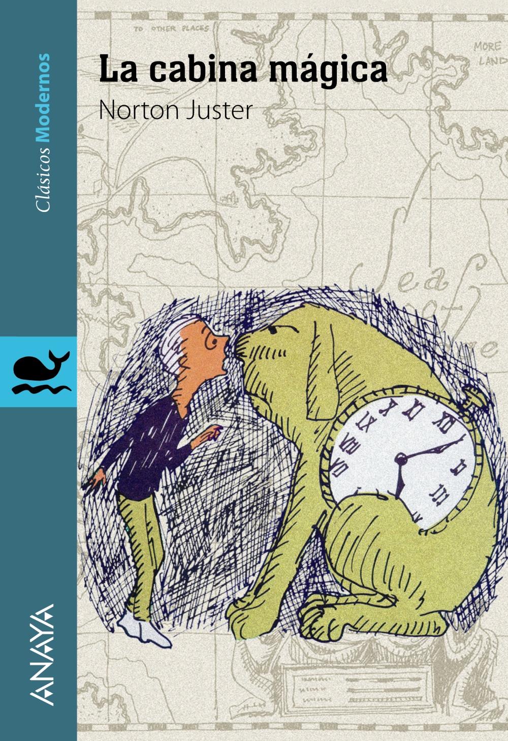 La cabina mágica (ebook)