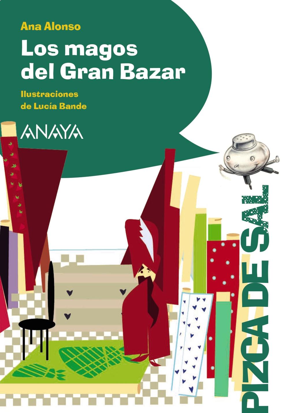 Los magos del Gran Bazar (ebook)