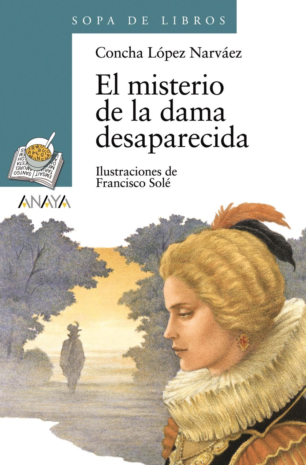 El misterio de la dama desaparecida (ebook)