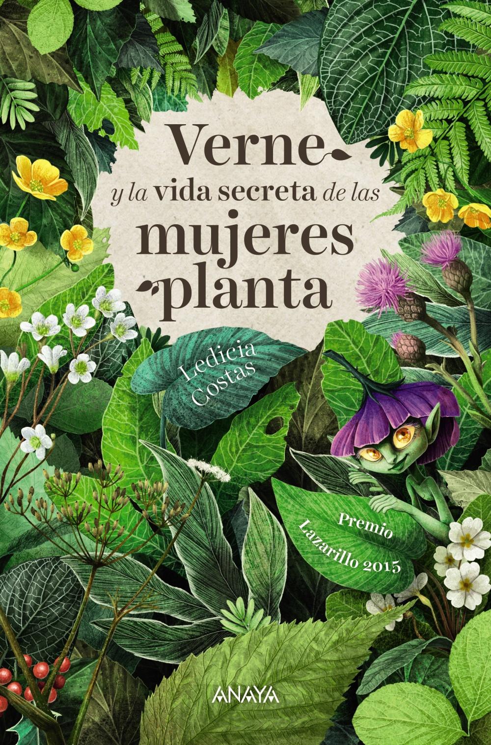 Resultado de imagen de Verne y la vida secreta de las mujeres planta