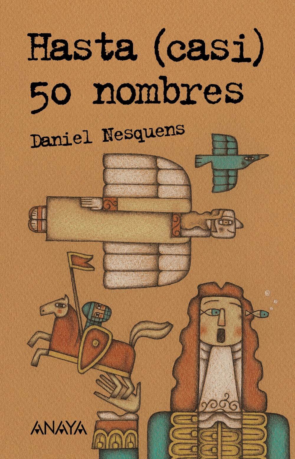 Hasta (casi) 50 nombres (ebook)