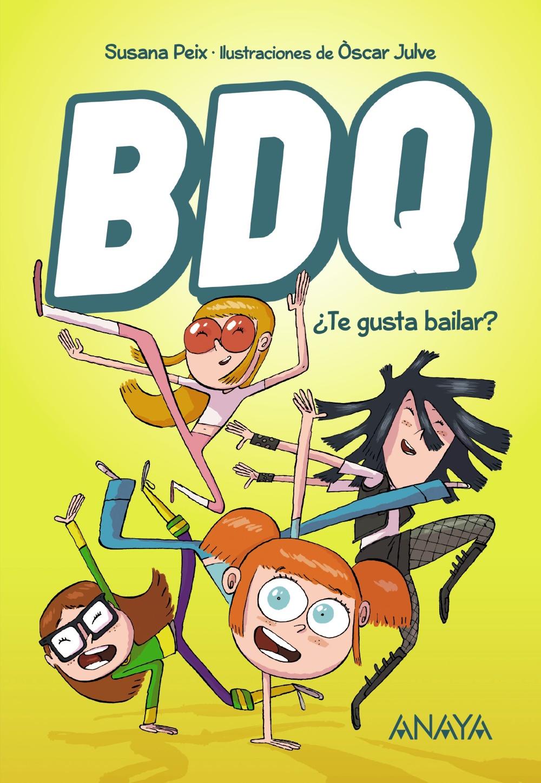 BDQ 1. ¿Te gusta bailar? (ebook)