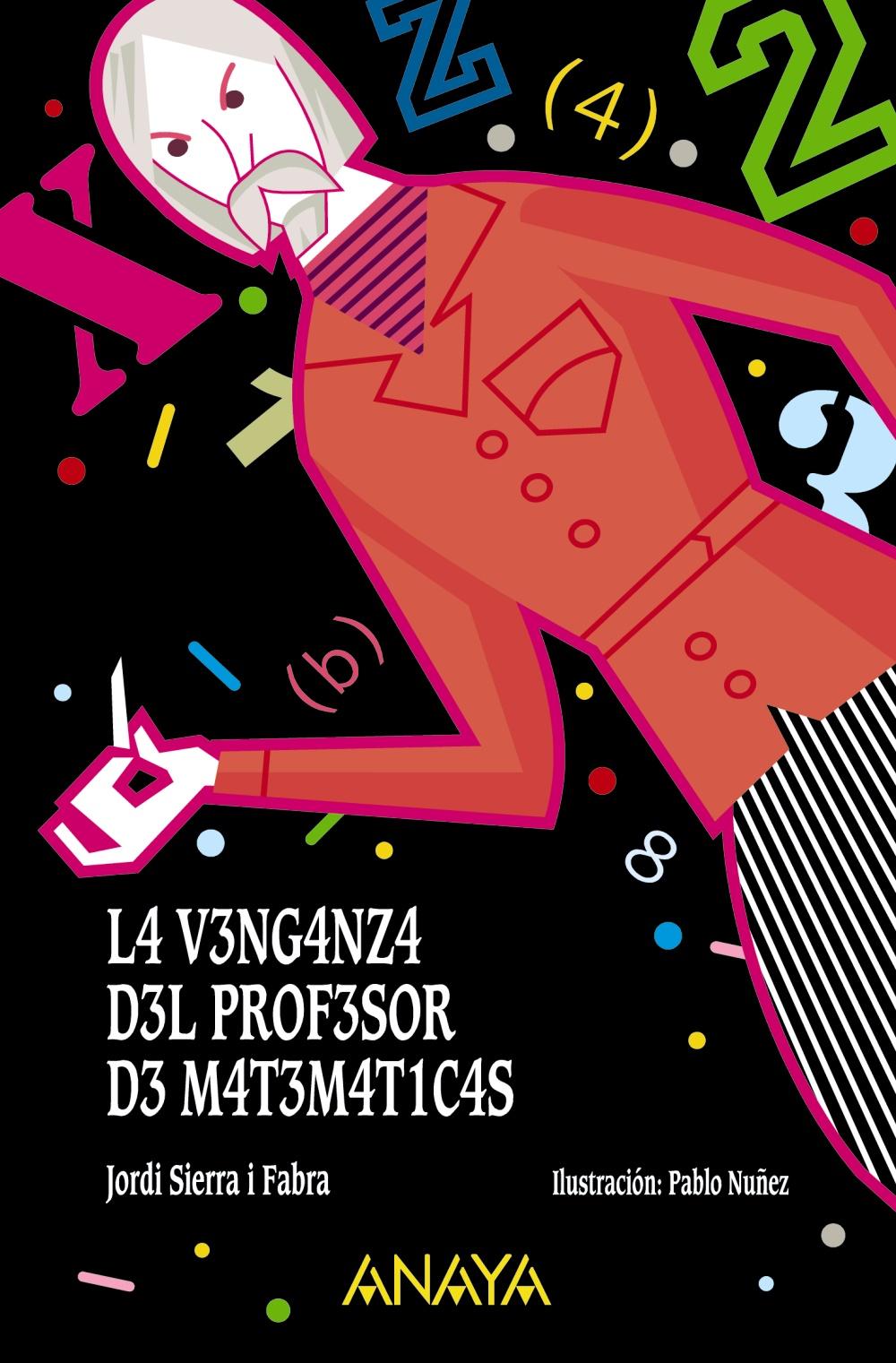 La venganza del profesor de matemáticas (ebook)