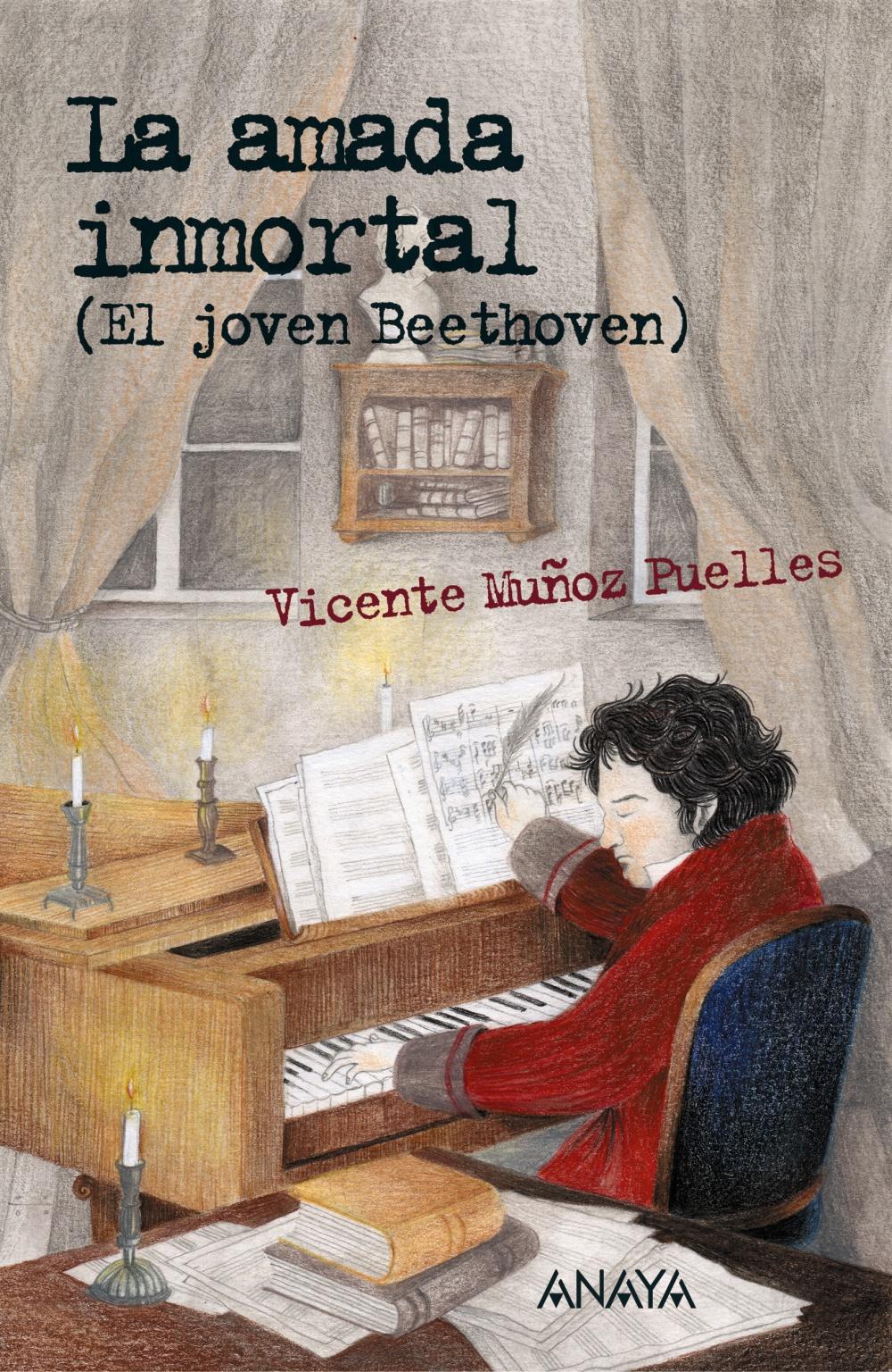 La amada inmortal (ebook)