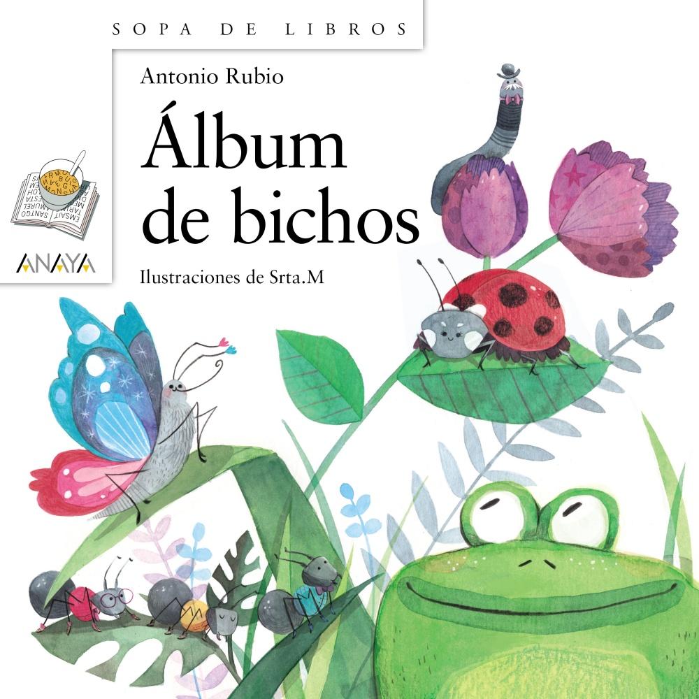 Álbum de bichos (ebook)