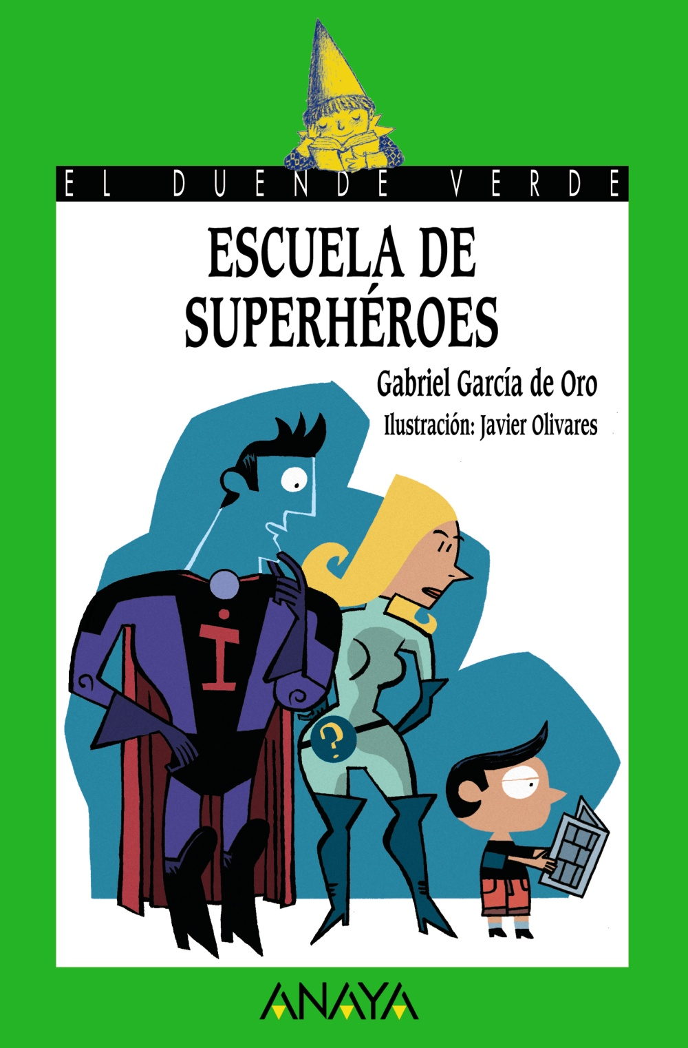 Escuela de superhéroes (ebook)