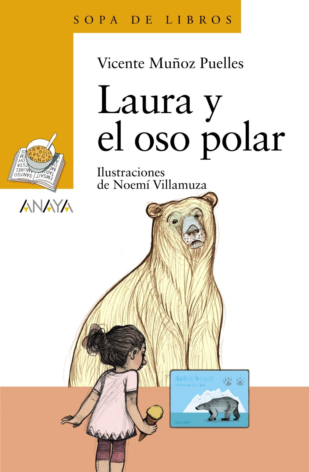 Laura y el oso polar (Tapa blanda)