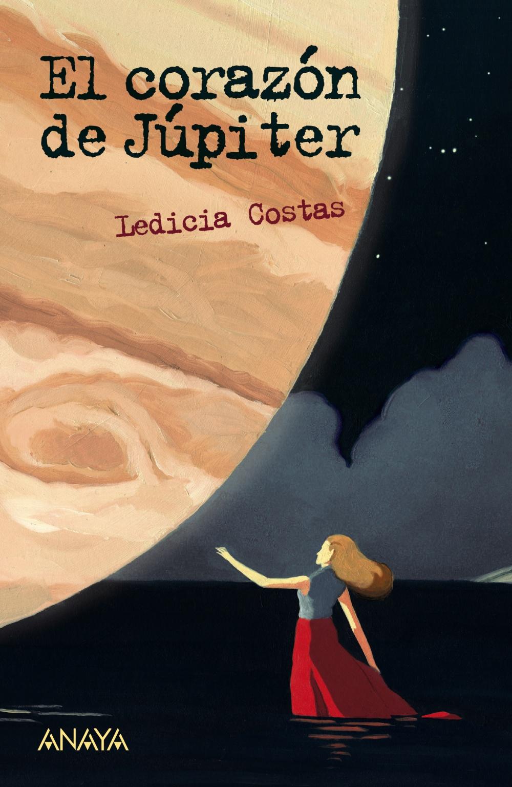El corazón de Júpiter (ebook)