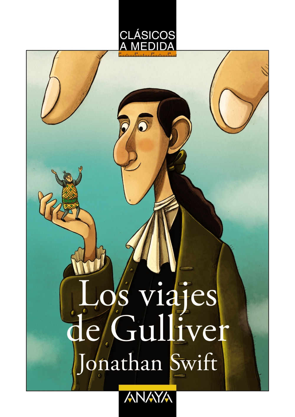 Los viajes de Gulliver (ebook)