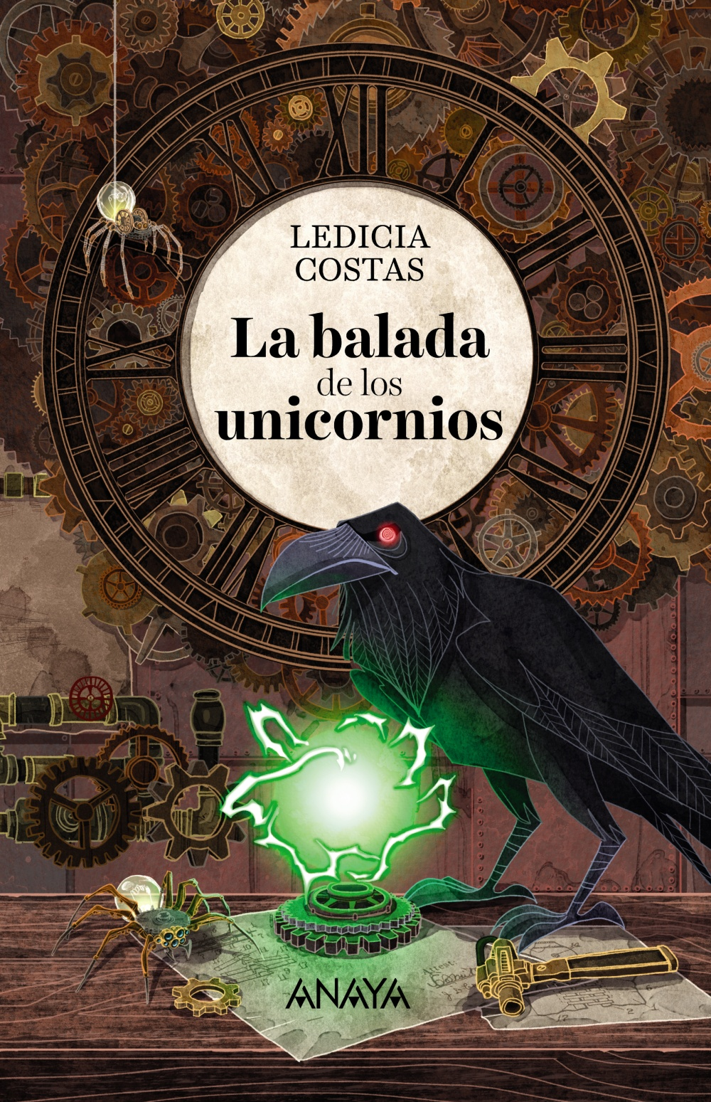 Resultado de imagen de La balada de los unicornios, Ledicia Costas