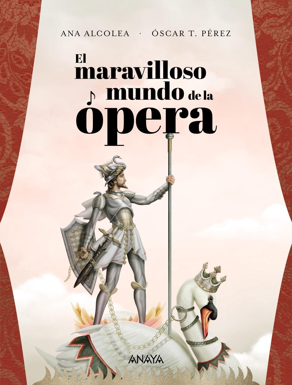 Resultado de imagen de el maravilloso mundo de la opera
