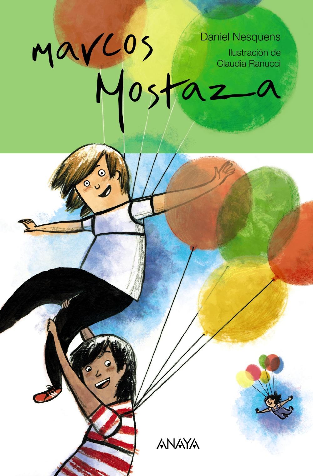 Marcos Mostaza (ebook)