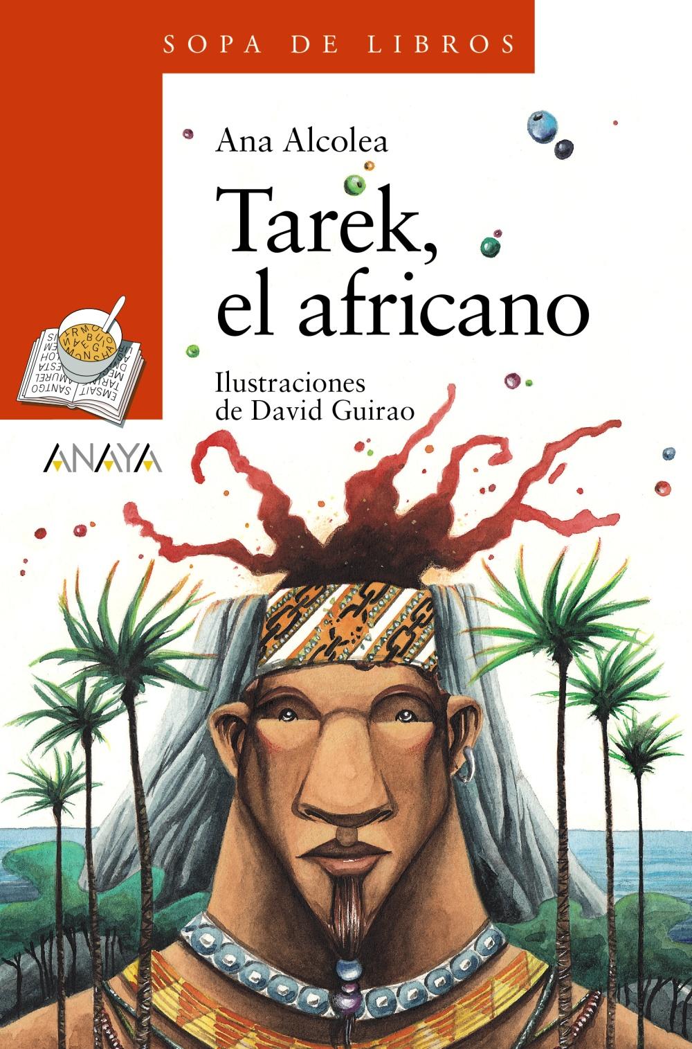 Tarek, el africano (ebook)