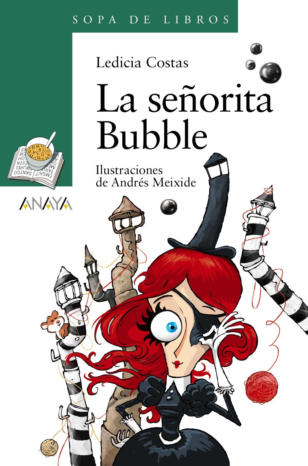 La señorita Bubble (ebook)