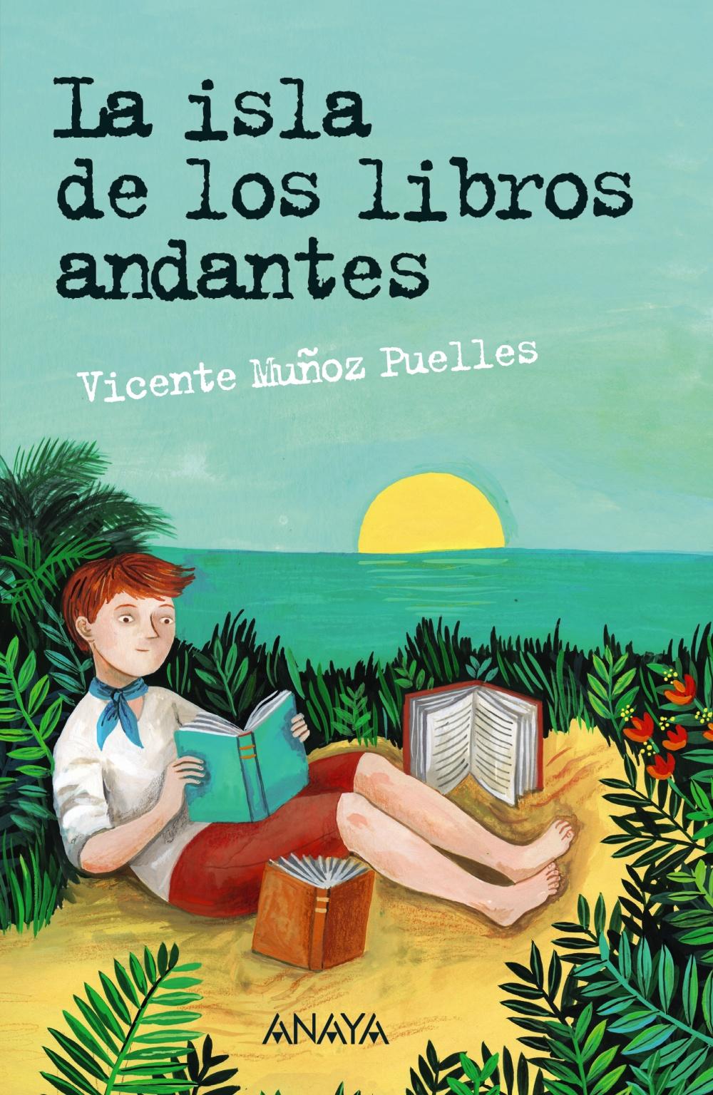 La isla de los libros andantes (ebook)