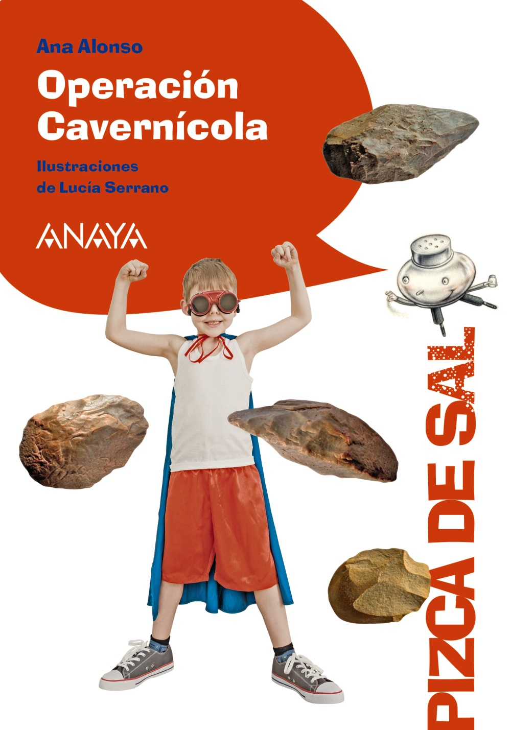 Operación Cavernícola (ebook)