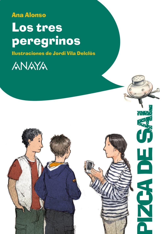 Los tres peregrinos (ebook)