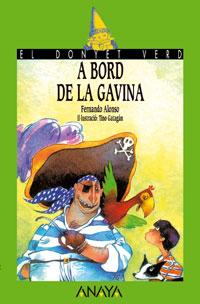 A bord de La Gavina