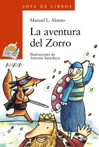 La aventura del Zorro
