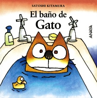 El baño de Gato
