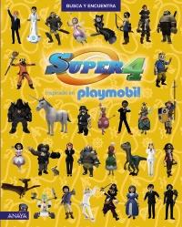 Super 4 - Busca y encuentra