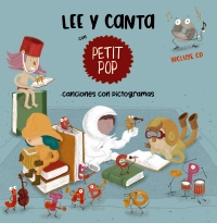 Libro Disco Lee y canta con Petit Pop