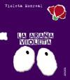 La araña violeta
