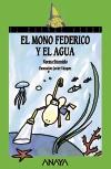 El mono Federico y el agua