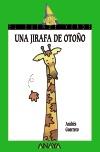 Una jirafa de otoño