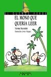 El mono que quería leer