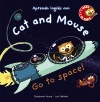 Imagen de la obra 'Cat and Mouse, Go to space!'