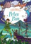 Imagen de la obra 'Colorea Peter Pan'